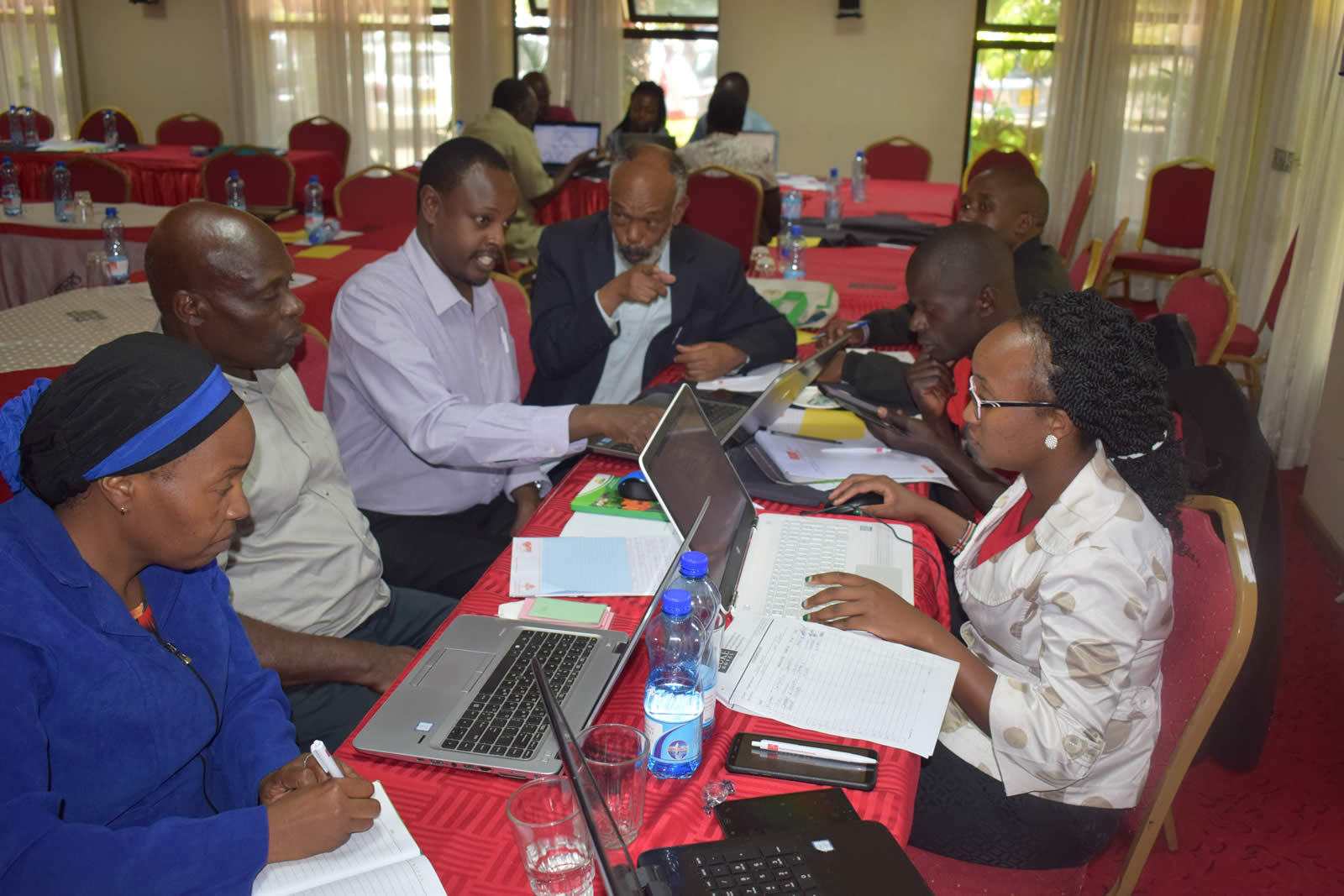 PELUM-Kenya-in-collaboration-with-KOAN-BIBA-Kenya-reviewing-the-food-crop-regulation-2018
